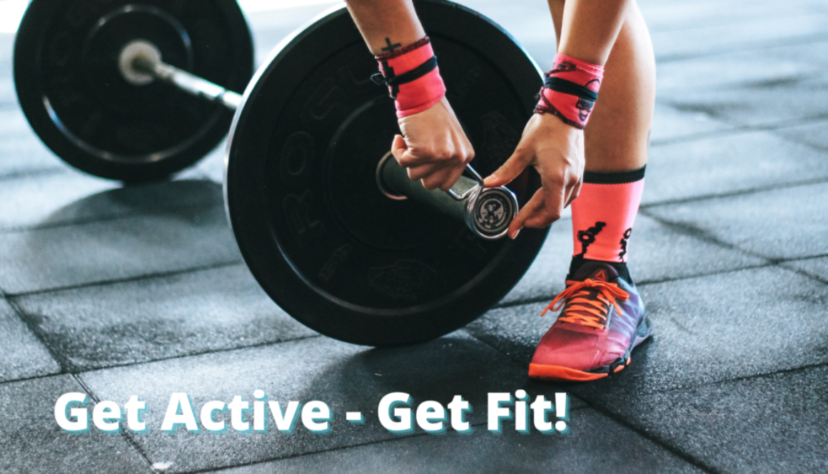 Simple Personal Trainer Blog Banner